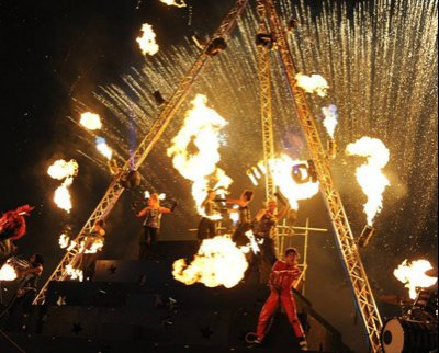 Pyrotechnic Performance